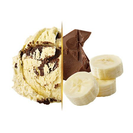 Carte D'Or Banana & Chocolate -