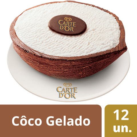 Carte D'Or Côco Gelado -