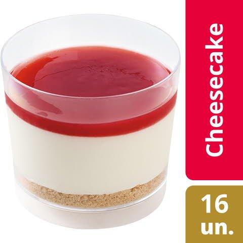 Carte D'Or Copo Cheesecake -