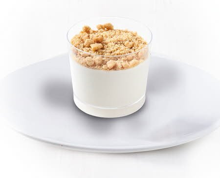 Carte D'Or Copo Crumble de Maçã