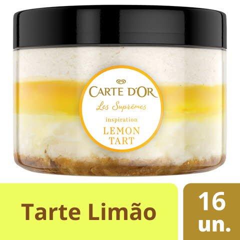 Carte D'Or Copo Tarte Limão  -