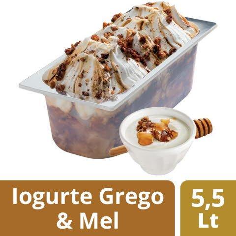 Carte D'Or Iogurte Grego e Mel -