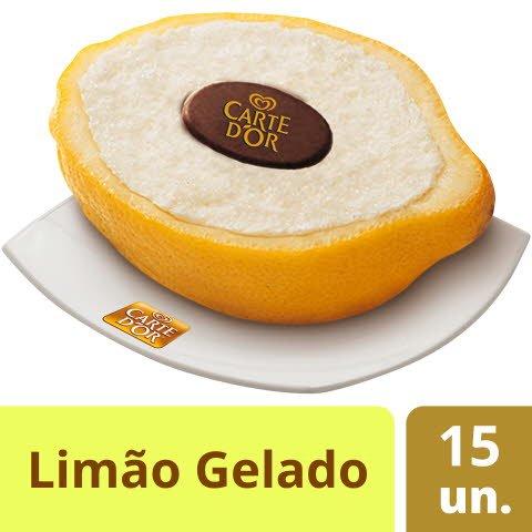 Carte D'Or Limão Gelado -