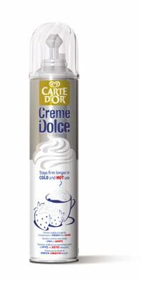 Carte D'Or Creme Dolce Spray 500Ml