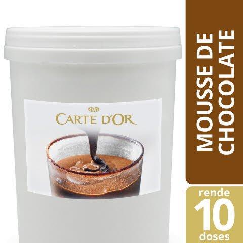 Carte D'Or Mousse de Chocolate 0,8 Kg -