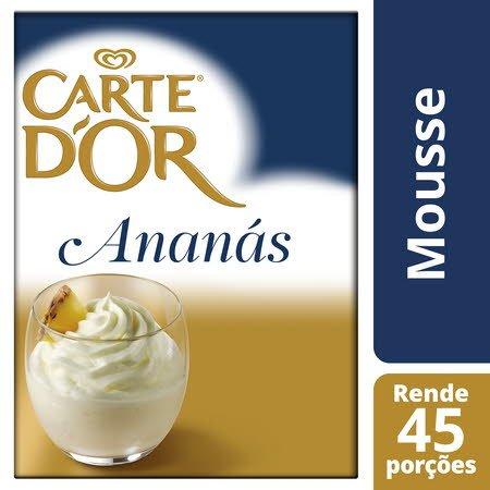 Carte D'Or mousse desidratada Ananás 600Gr