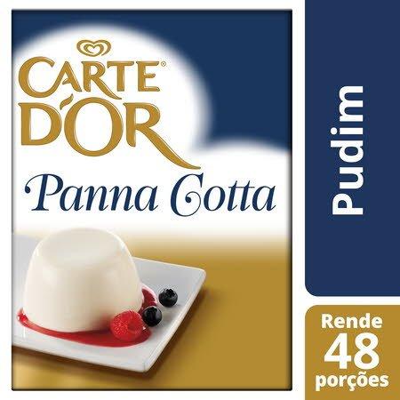 Carte D'Or pudim desidratado Panna Cotta 520Gr