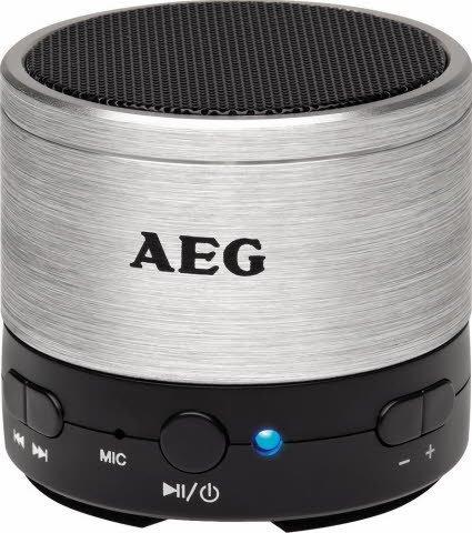 Coluna Bluetooth - AEG BSS 4826