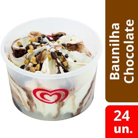 Copo Olá Baunilha Chocolate -