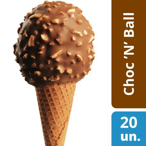 Cornetto Choc'N Ball -