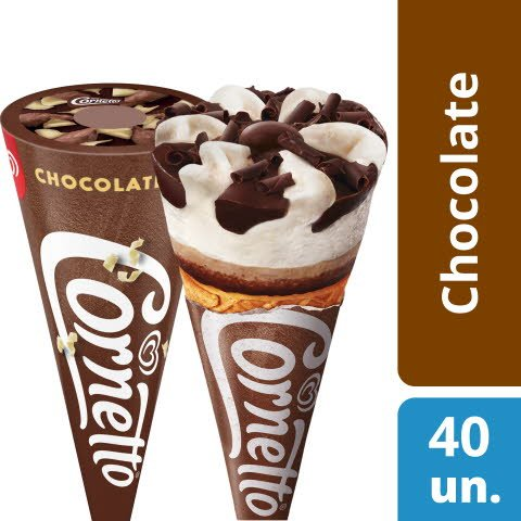 Cornetto Chocolate -
