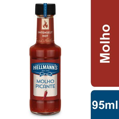 Hellmann's Molho Picante 95ml -