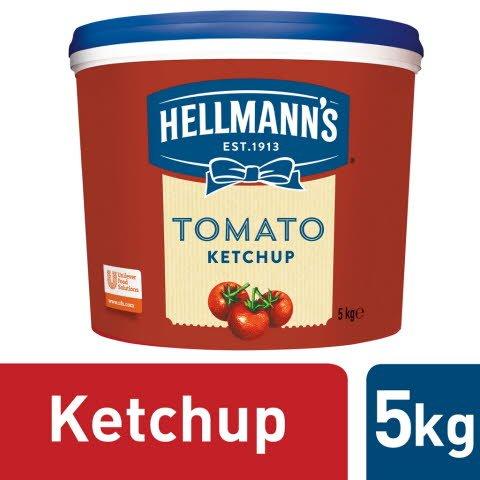 Hellmann's Ketchup 5Kg -