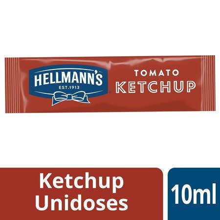 Hellmann's Ketchup unidoses 1x(200x10ml)