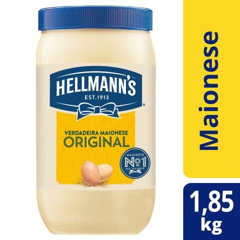 Hellmann's Maionese 1,85Kg -
