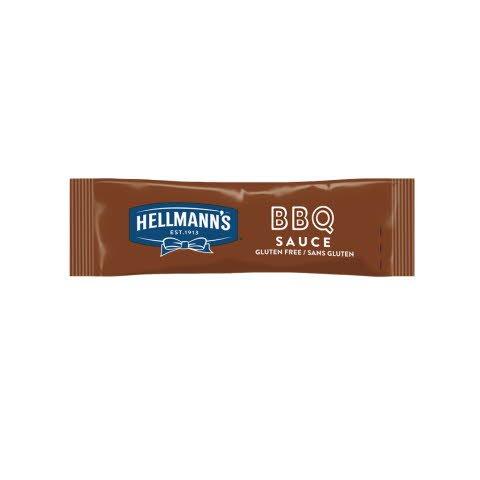 Hellmann's Molho Barbecue Unidoses 1x(198x10ml) -