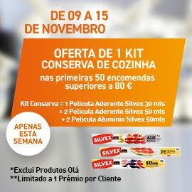 Kit Conserva de Cozinha -