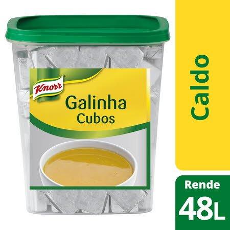 Knorr caldo cubos Galinha 96 Cubos -
