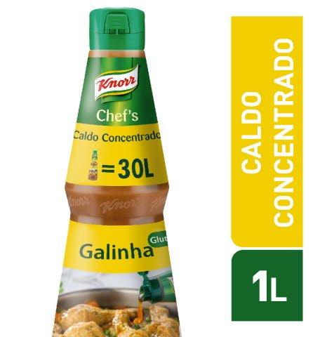 Knorr Caldo Líquido Concentrado Galinha 1Lt -