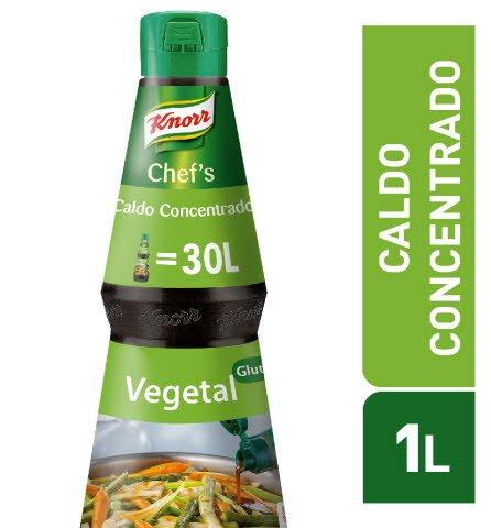 Knorr Caldo Líquido Concentrado Vegetais 1Lt -