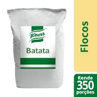 Knorr flocos Batata 10Kg