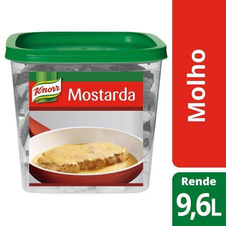 Knorr molho cubos Mostarda 96 Cubos