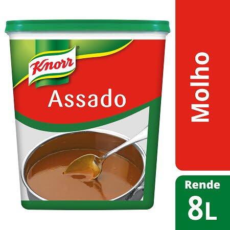 Knorr molho desidratado Assado 800Gr -