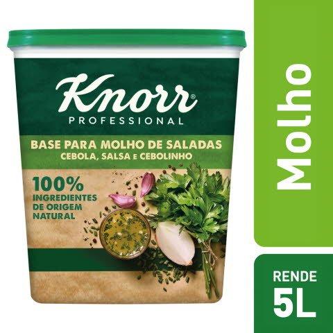 Knorr molho para saladas desidratado Ervas Aromáticas 500Gr -