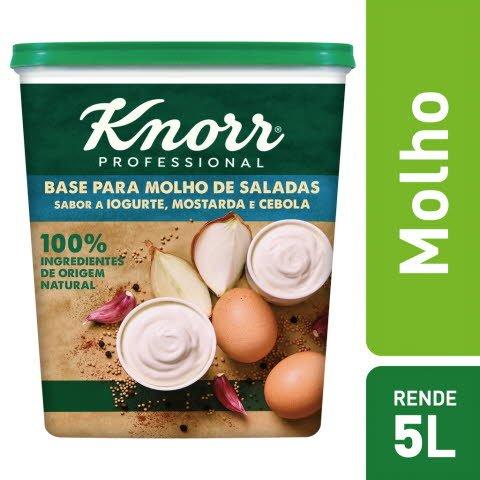 Knorr molho para saladas desidratado Iogurte 550 Gr  -