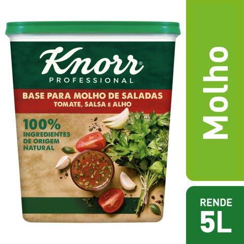 Knorr molho para saladas desidratado Tomate 500 Gr -