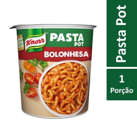 Knorr Pasta Pot Bolonhesa -