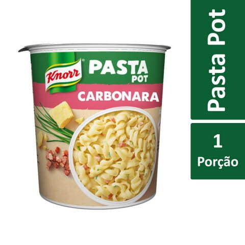 Knorr Pasta Pot Carbonara -