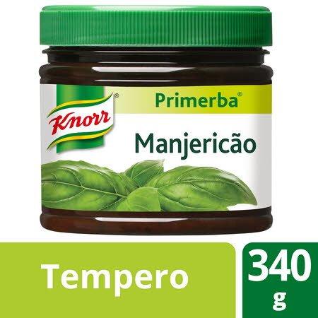 Knorr Primerba tempero pasta Manjericão 340Gr -