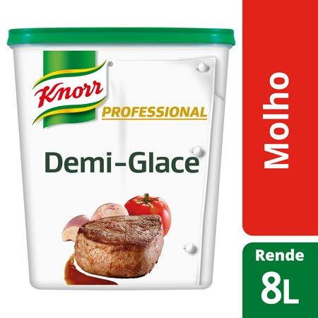 Knorr Profissional molho desidratado Demi Glace 1,05Kg