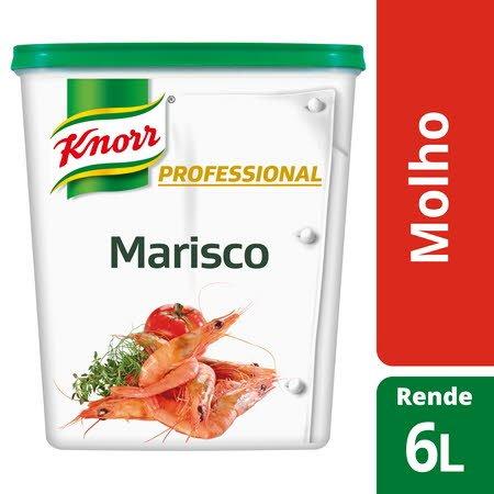 Knorr Profissional molho desidratado Marisco 1Kg -
