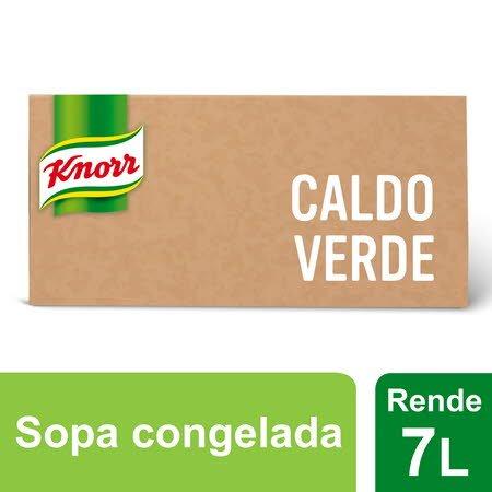 Knorr Sopa de Caldo Verde 7,7Kg -