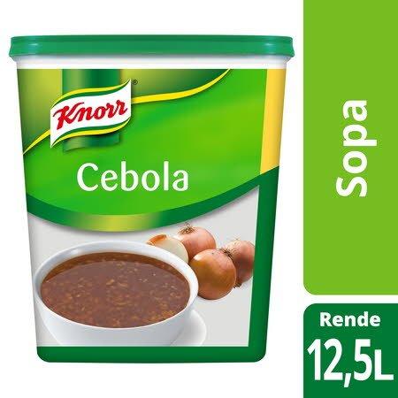 Knorr sopa desidratada Cebola 813Gr -