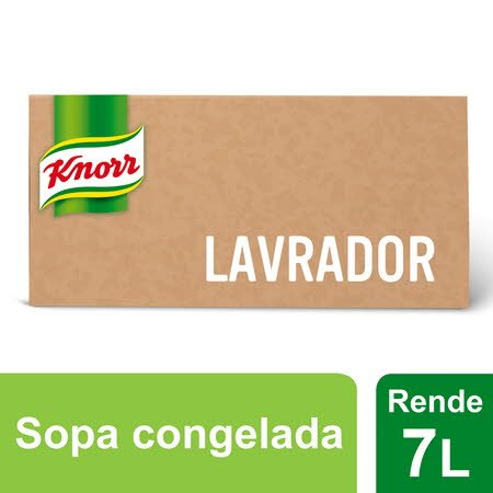 Knorr Sopa do Lavrador 7,7Kg -