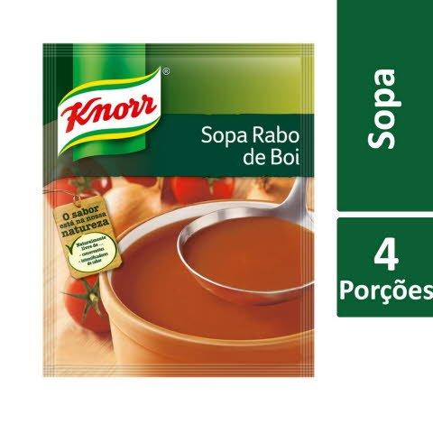 Knorr Sopa Rabo de Boi -