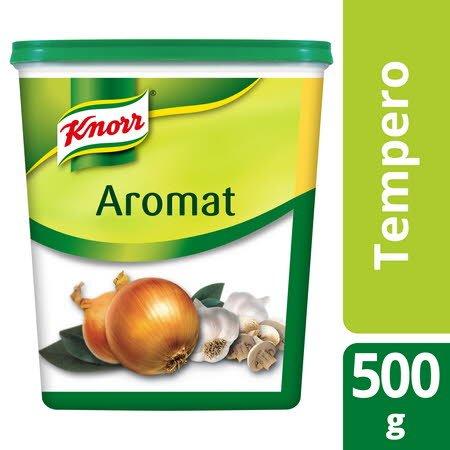 Knorr tempero desidratado Aromat 500 Gr -