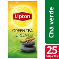 Lipton chá verde Green Tea Orient 25 Saq.