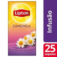 Lipton infusão Camomila 25 Saq.