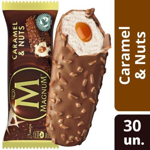 Magnum Caramel & Nuts -
