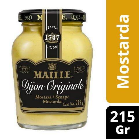 Maille mostarda Dijon 215Gr -