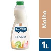 Hellmann's molho para saladas Cesar 1Lt