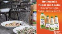 Hellmann's molho para saladas Iogurte 1Lt -