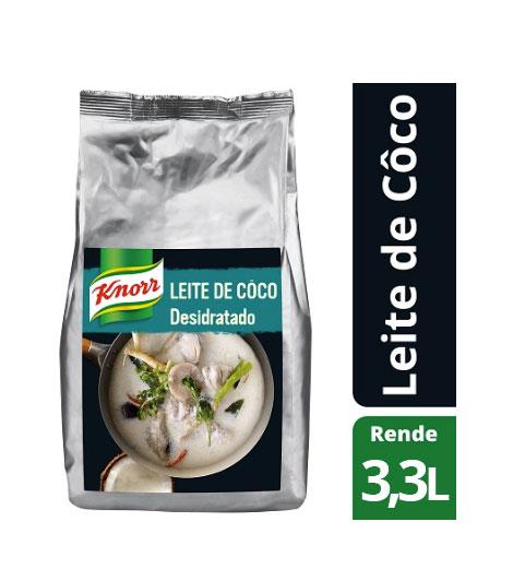 Knorr Leite Côco desidratado 500Gr - Leite de Côco