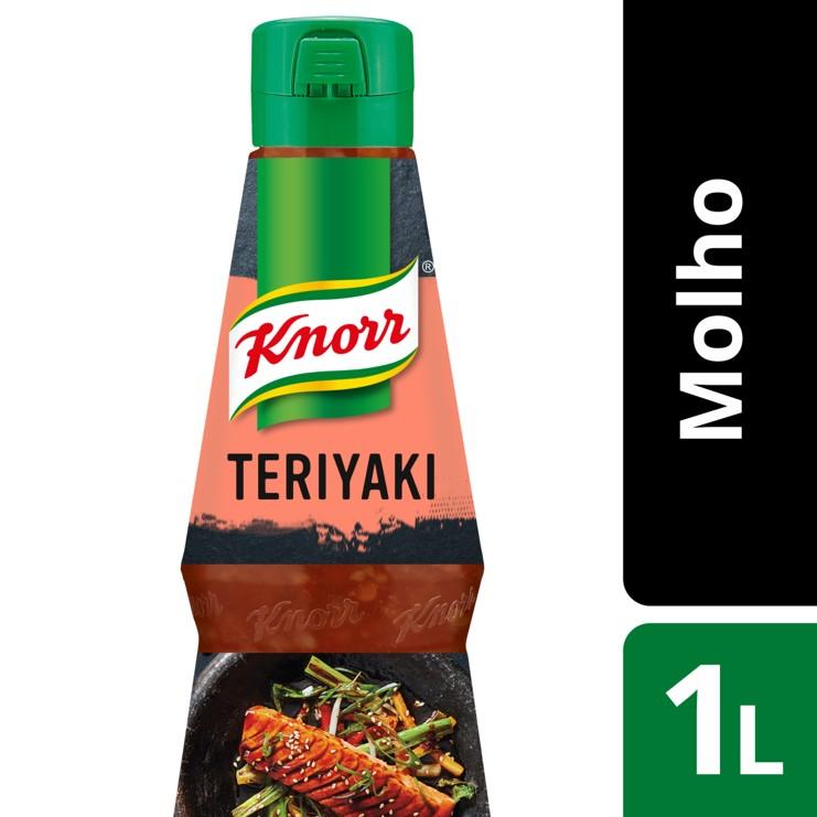 Knorr molho Teriyaki 1Lt -