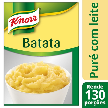 Knorr puré desidratado Batata 4Kg