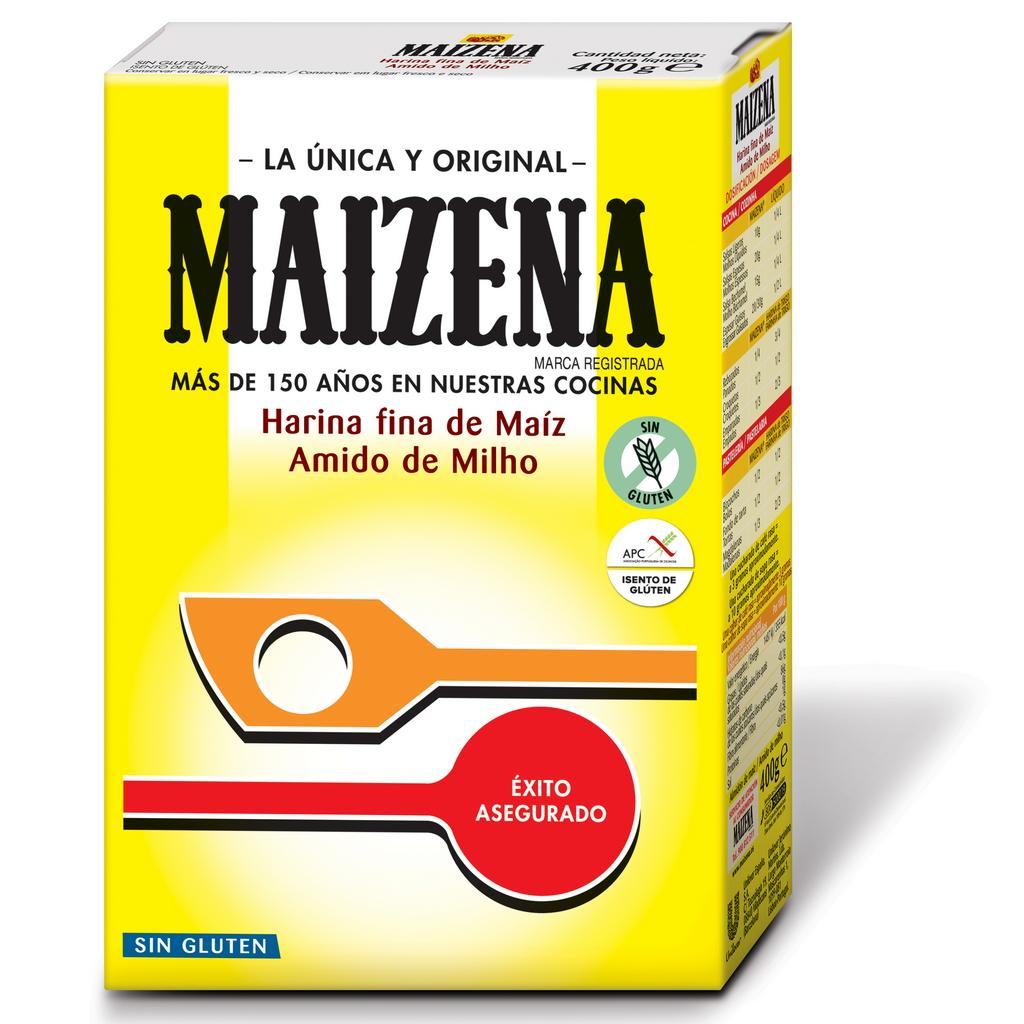 Maizena Amido de Milho 400 Gr - Maizena, o espessante de confiança que não afeta o resultado final dos pratos.